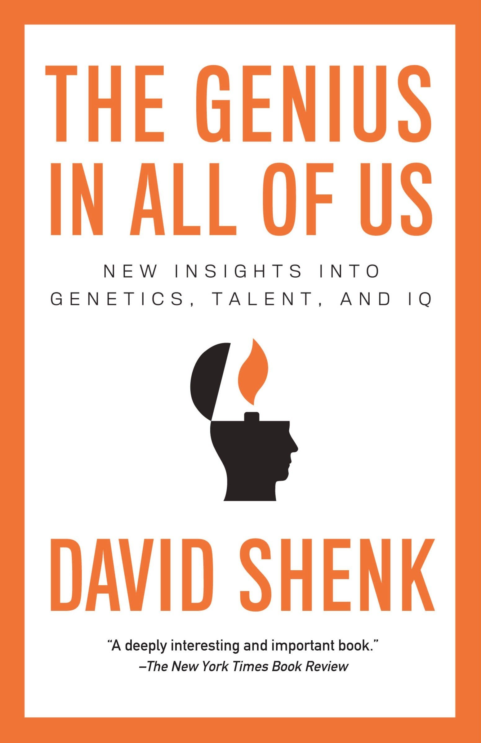 The genius in all of us new insights into genetics talent and iq the genius in all of us new insights into genetics talent and iq david shenk 9780307387301 amazon books malvernweather Image collections