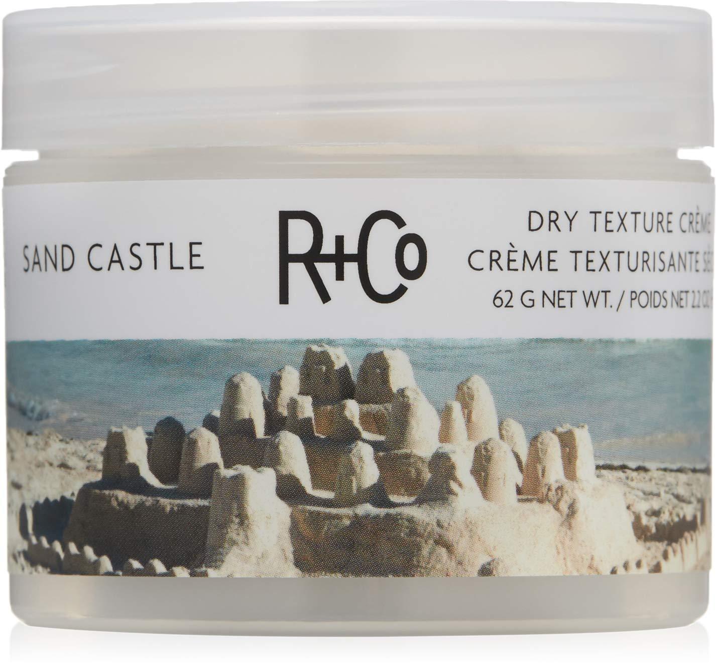 R+Co Sand Castle Dry Texture Creme, 2.2 oz