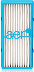 Holmes AER1 HEPA Type Total Air Filter, HAPF30AT, Pack of 1, White