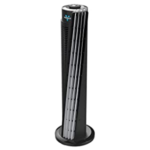 Vornado 143 Whole Room Tower Air Circulator Fan, 29""