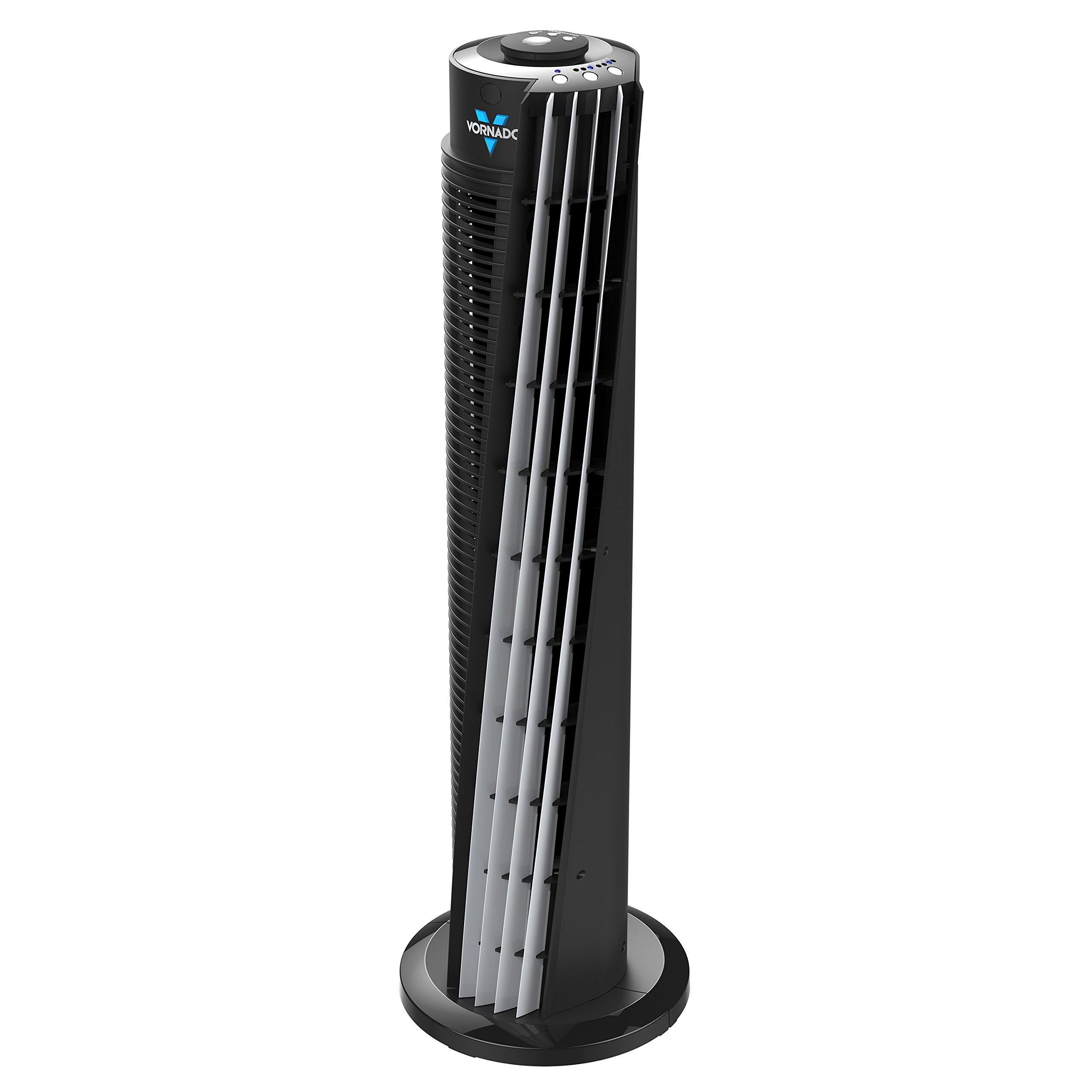 "Vornado 143 Whole Room Air Circulator Tower Fan, 29"""