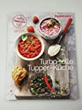 "TUPPERWARE Rezeptheft Turbo-Chef ""Turbo-tolle Tupper-Küche"" Deutsch"
