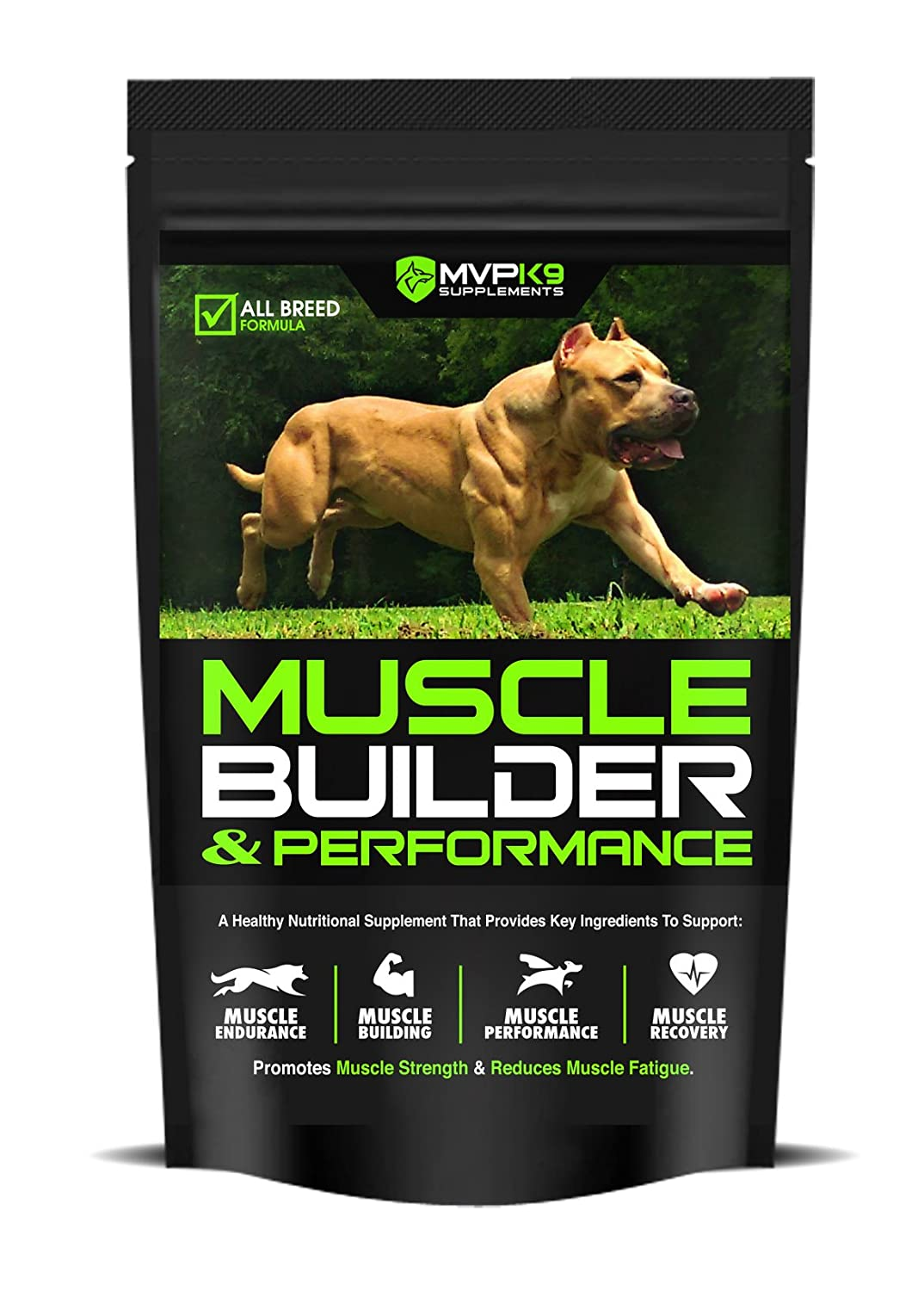 MVP K9 Supplements Muscle Builder