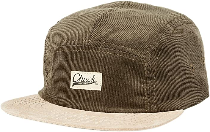 Original Chuck Men S Yeah Cord 5 Panel One Size Forest Green At Amazon Men S Clothing Store
