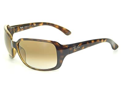 bb534bda58 Image Unavailable. Image not available for. Color  Ray Ban RB4068 710 51  Tortoise Crystal Brown Gradient 60mm Sunglasses