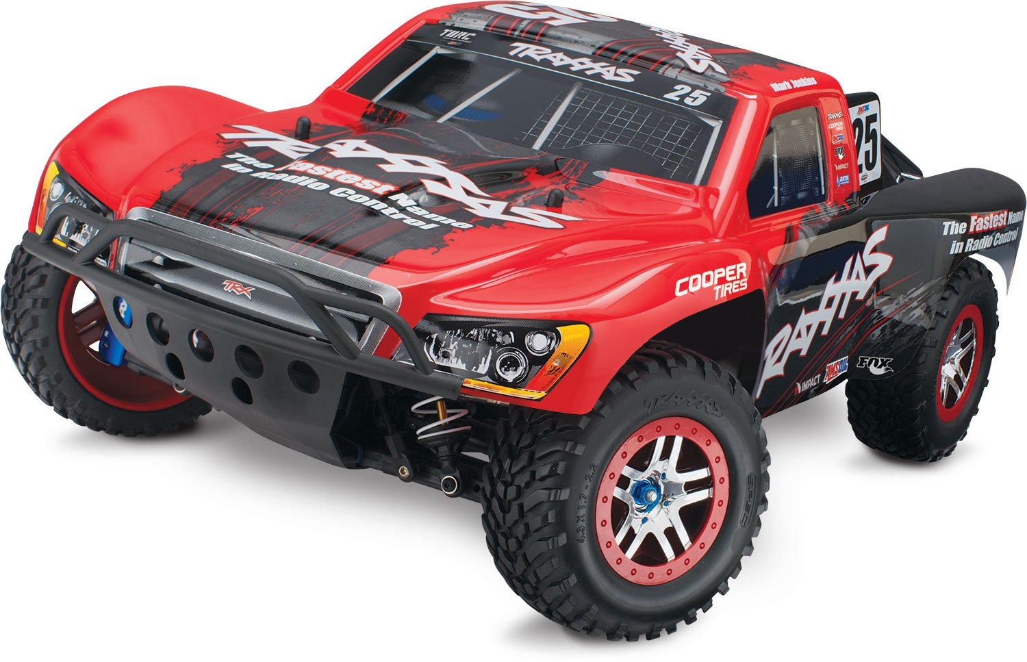 Buy Traxxas 68077 24 1 10 Slash 4x4 Ultimate Tsm Oba Tqi Mark Jenkins Vehicle Online At Low Prices In India Amazon In