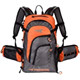 KastKing Fishing Tackle Backpack - Fishing Backpack - Saltwater Resistant Fishing Bag - Large Fishing Tackle Storage Bag