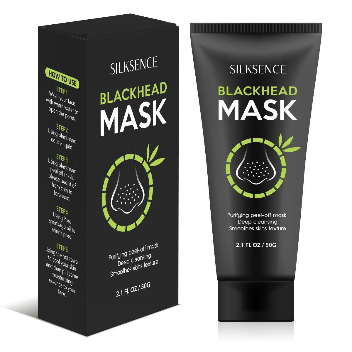 SILKSENCE Blackhead Remover Mask