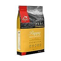 ORIJEN Puppy Dog Food, Grain Free, High Protein, Fresh and Raw Animal Ingredients