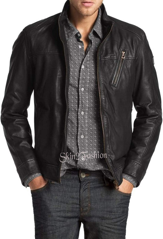 Skin2Fashion Mens Leather Jackets 127