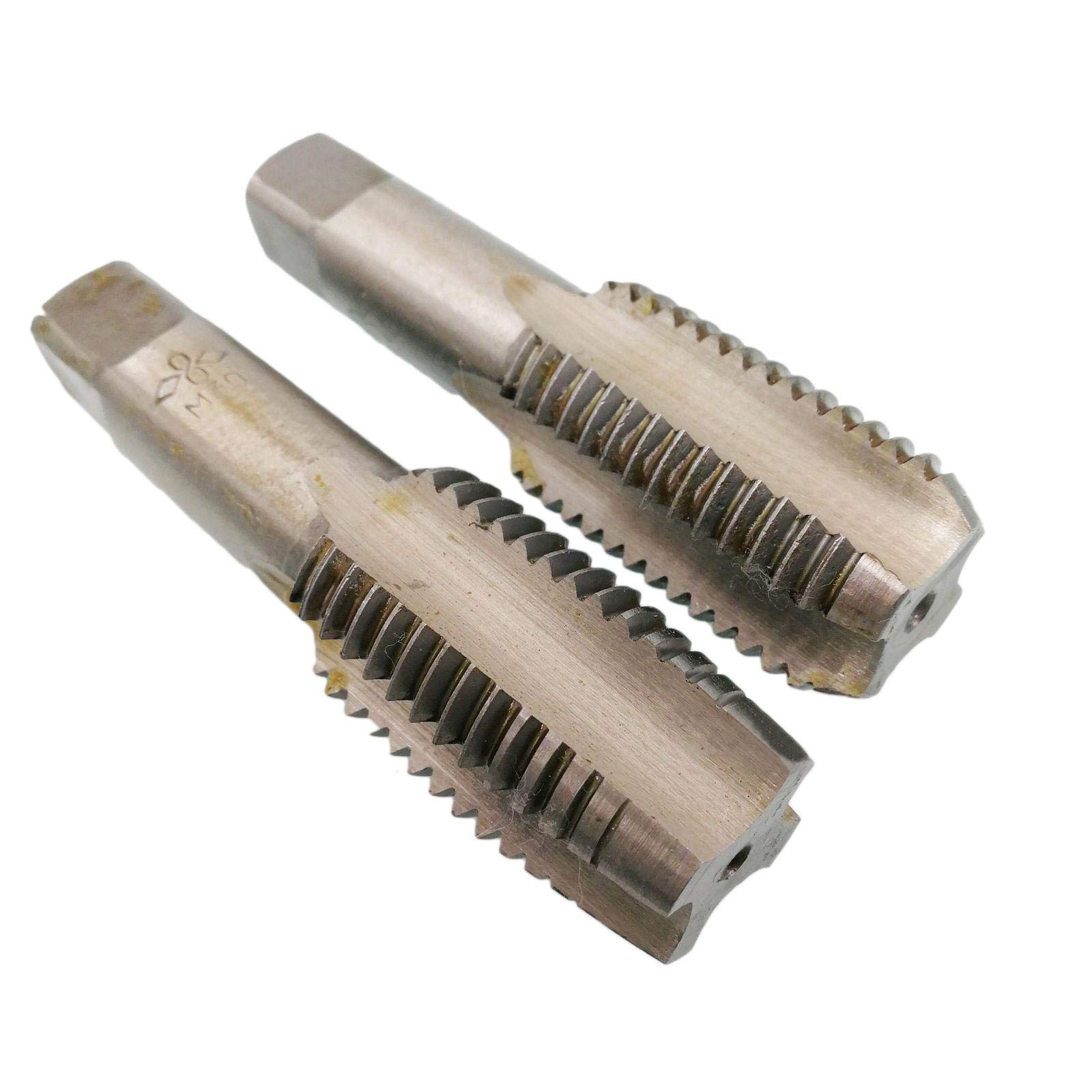HSS 30mm x 3.5 Taper and Plug Tap Right Hand Thread M30 x 3.5mm Pitch by Yodaoke