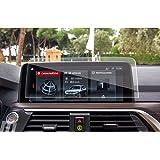 【LFOTPP 強化ガラス】2018 BMW x3 G01 / NEW BMW X4 (2018年9月~) 10.25インチ 専用 ナビゲーション ガラスフィルム 高感度タッチ 気泡ゼロ 指紋防止 飛散防止
