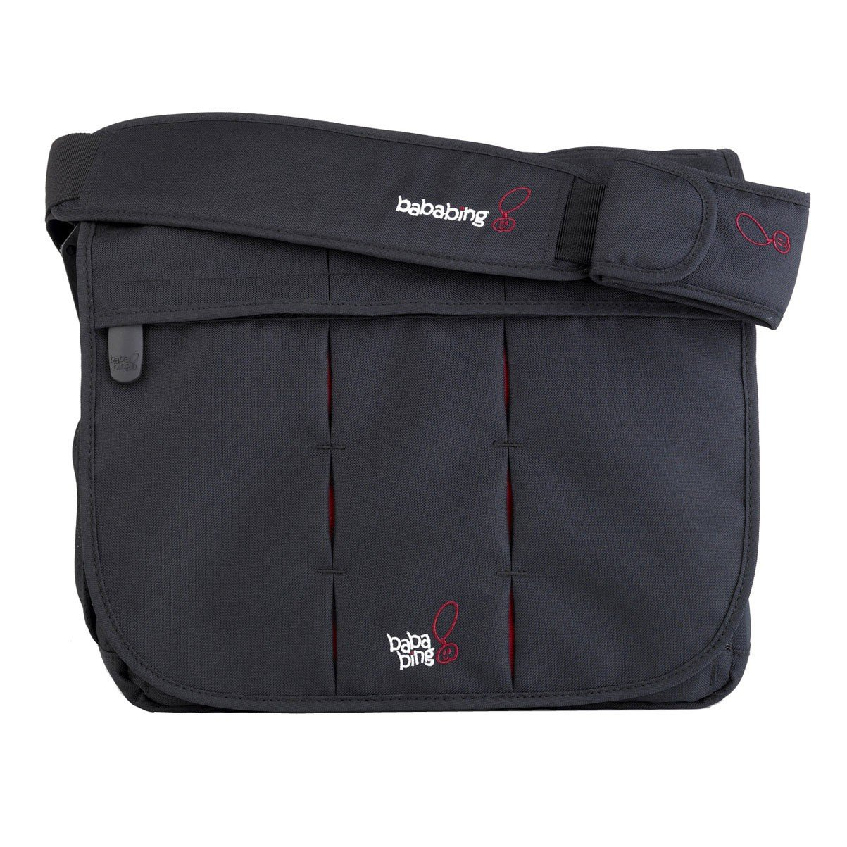 BabaBing BB23-001 Daytripper Deluxe Changing Bag (Black) BabaBing!