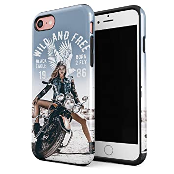 coque iphone 8 biker
