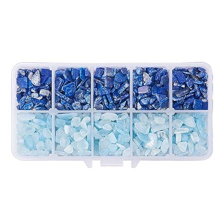 Lapis Lazuli Natural Crystal Chips 50g