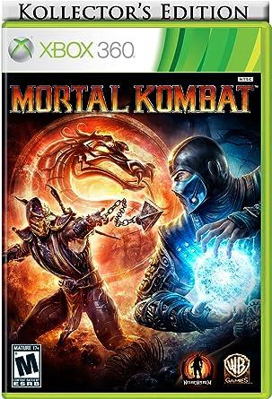 Warner Bros Mortal Kombat Collectors Edition, Xbox360 ...