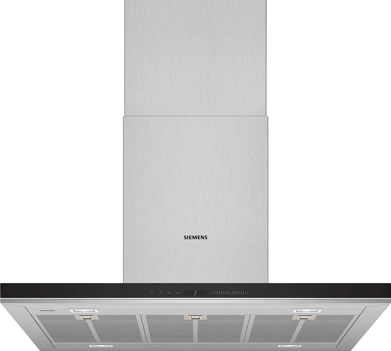 Siemens iQ700 LF91BUV50 - Campana (940 m³/h, Canalizado/Recirculación, A, A, B, 62 dB): Amazon.es: Hogar