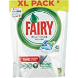 Fairy - Platinum Todo en Uno Lavavajillas 120 Tablets (5x24 pack ...