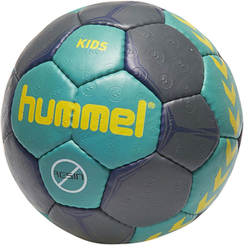 TALLA 1. hummel para niños Handball, Viridian/Ombre Blue/Yellow, 0