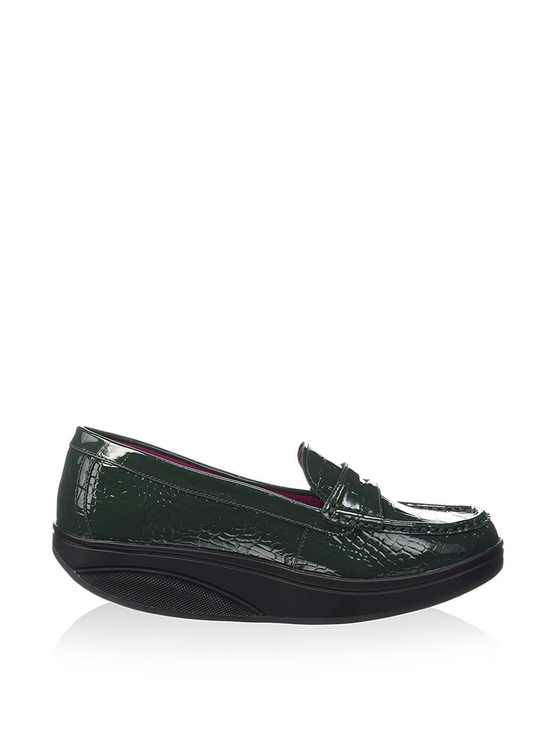 MBT Shani Luxe Penny Loafer, Mocasines Mujer: Amazon.es: Zapatos y complementos