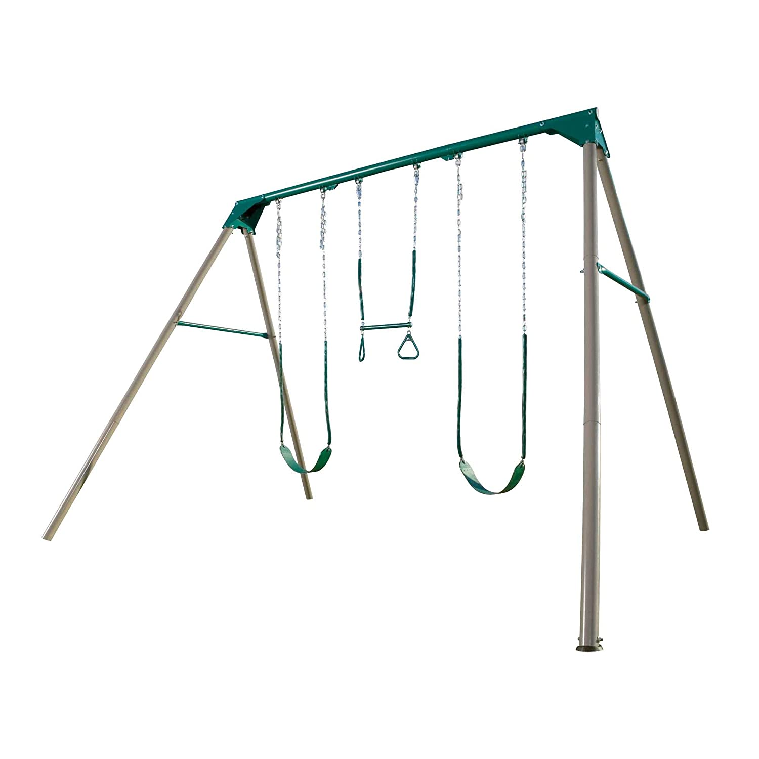 Lifetime heavy Duty swing set