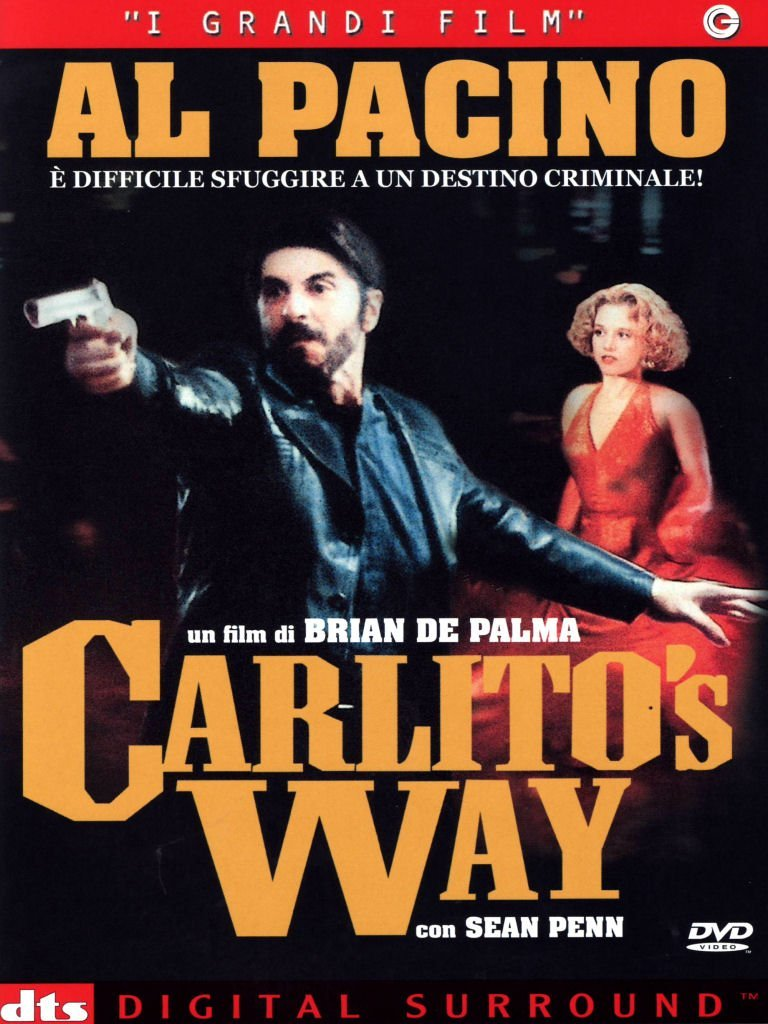 Dvd film - carlito`s way- al pacino- sean penn B0041KWQ3Y CGEE