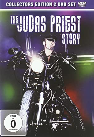 the judas priest story [Alemania] [DVD]