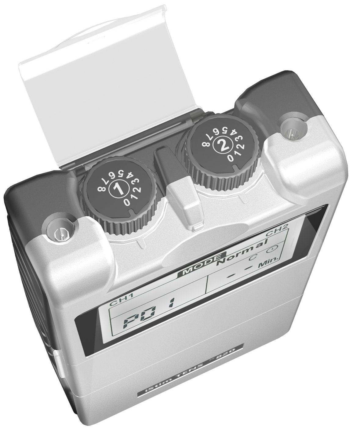 FDA Cleared TENS Unit iStim EV-820 TENS Machine for Pain Management, Back Pain and Rehabilitation by iSTIM (Image #3)
