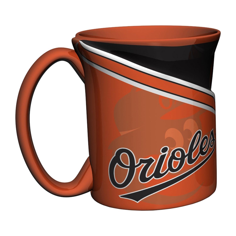 Amazon MLB Baltimore Orioles Twist Mug 18 ounce Sports