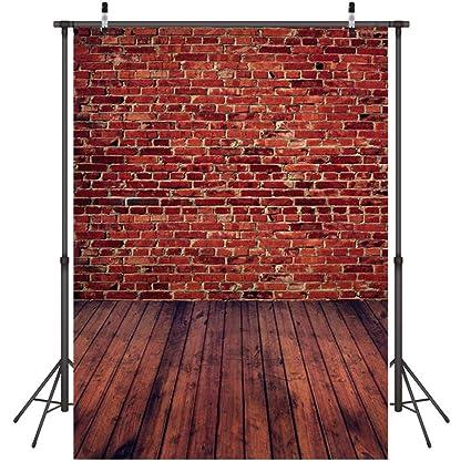 Fondo para Fotografia Pared de ladrillo Rojo Fondo Photocall ...