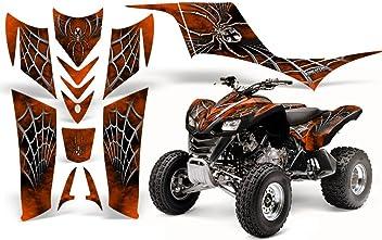 YAMAHA YFZ 450 03-13 ATV GRAPHICS KIT DECALS STICKERS CREATORX INFERNO R