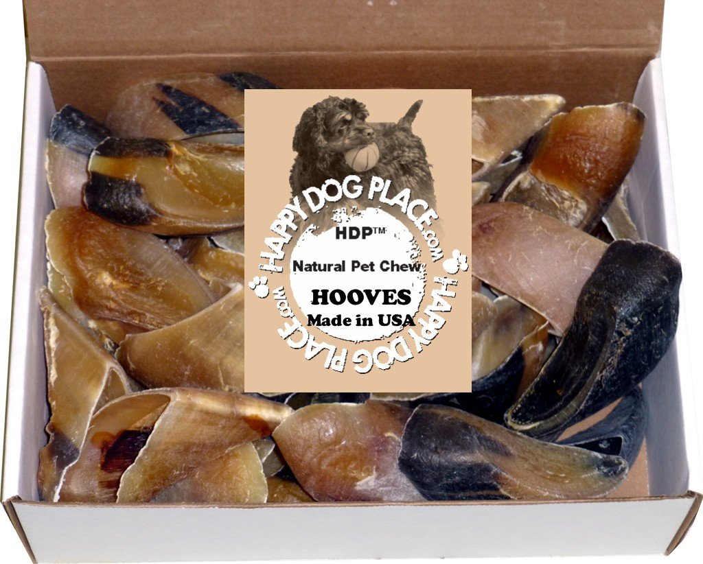 HDP Large Hooves Naturals Made in USA 2