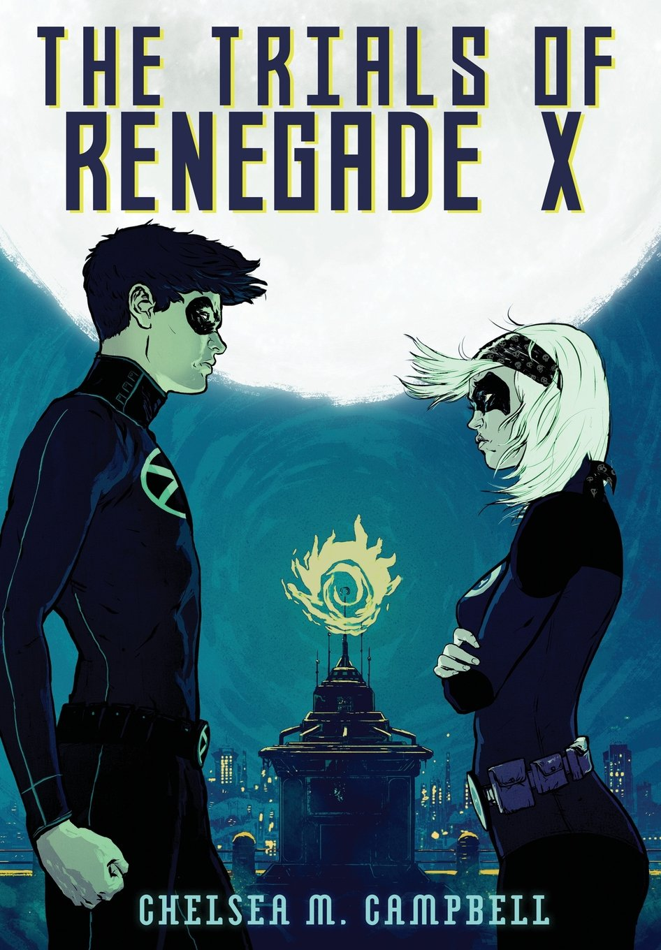 The Trials of Renegade X PDF