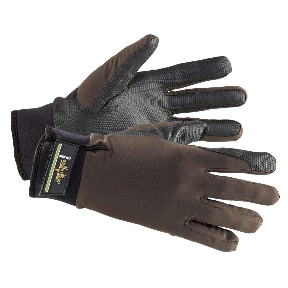 Swedteam Grip Grün M Handschuh
