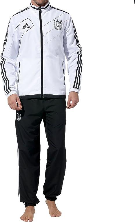 adidas X37494 - Chándal de fútbol para Hombre Talla 50: Amazon.es ...