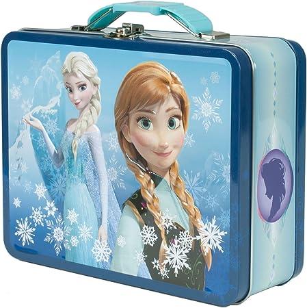 Disney Frozen Anna y Elsa lata caja de almuerzo bolso ...