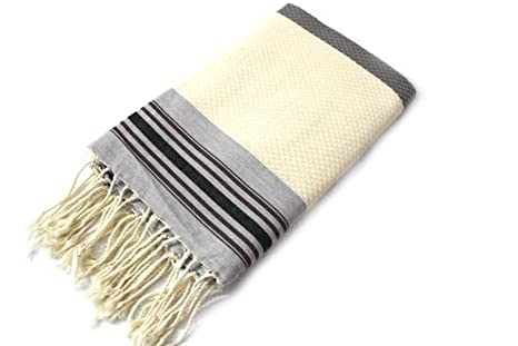 Amazon.com: 5 colores Fouta toalla. Pareo, Pareo, mantel ...