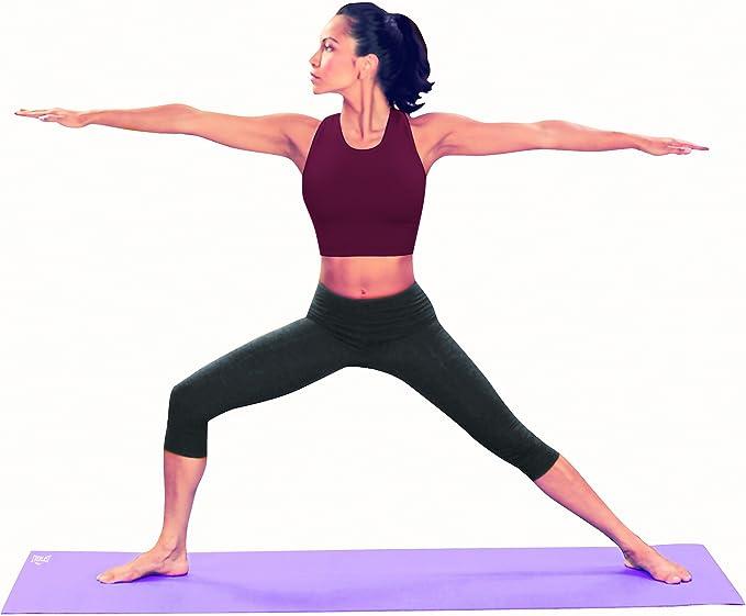 Everlast Exercise Mat Unisex Yoga Slogan