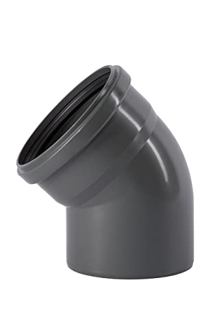 Ostendorf HTsafe HT-Rohr mit Muffe DN 90 mm 150 mm