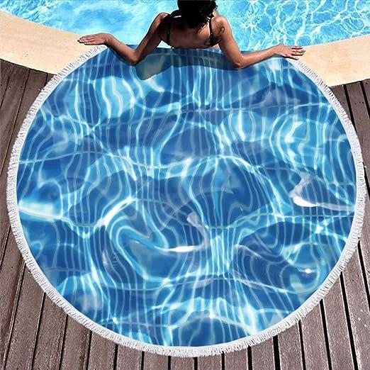 Shinelly - Toalla de Playa, Esterilla de Yoga, Mandala India ...