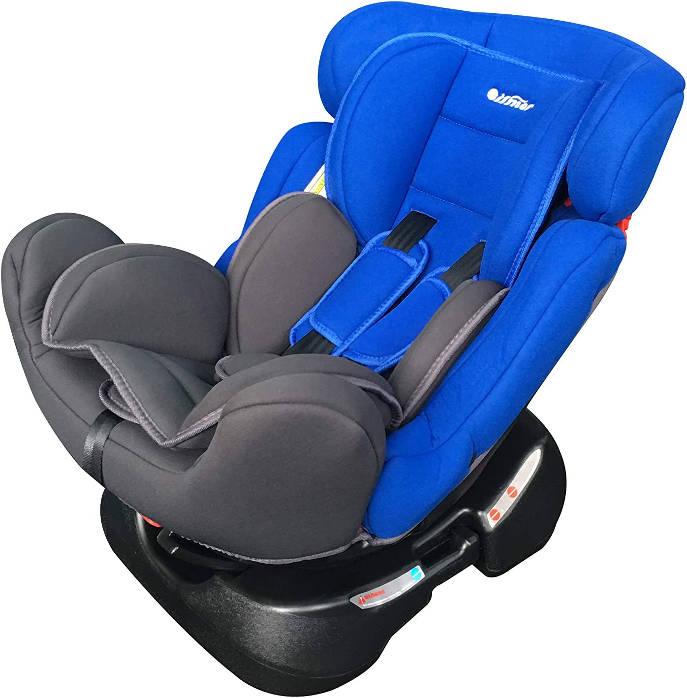 Red Gilmer BXS-213 baby car seat group 0,1,2 TUV certified