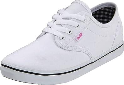 DVS , , DVS Chaussures femme Blanc Blanc, 9,5 41 EU: 8028de