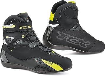 Stivali Moto Rush Nero TCX