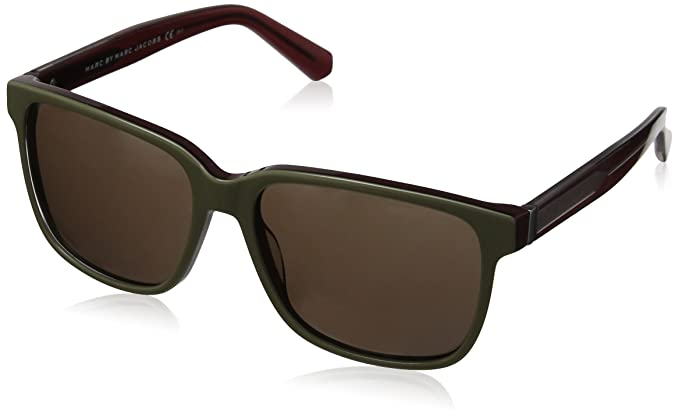 Marc by Marc Jacobs MMJ 410/S gafas de sol, Marrón (Brown ...