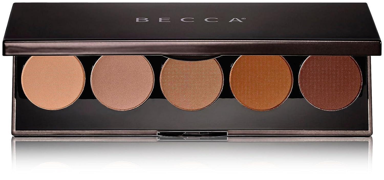 Ombre Rouge Eye Palette (5x Eyeshadow) - 5x1.6g/0.057oz Becca B-PROPAL024