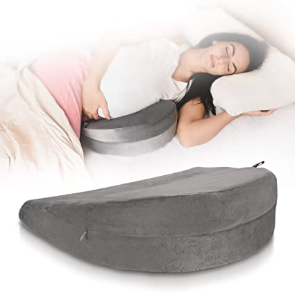 Mother & Kids Hot Sale Pregnant Woman Saver Memory Foam Knee Leg Pillow Bed Spacer Cushion Wedge Pressure Relief Sleep Aid Maternity Shaping Pregnancy & Maternity