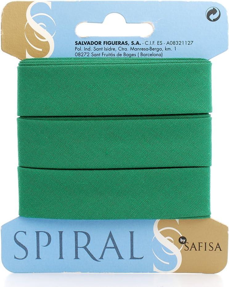 Spiral Cinta bies algodón y poliéster Colección Funcional (Verde ...