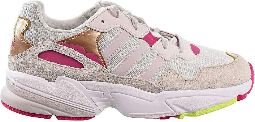 Inspector Desmañado Dedos de los pies  Amazon.com | adidas Boys Yung-96 Junior Lace Up Sneakers Casual Sneakers, |  Sneakers
