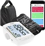 Vive Precision Smart Blood Pressure Monitor - Automatic Heart Rate Sensor