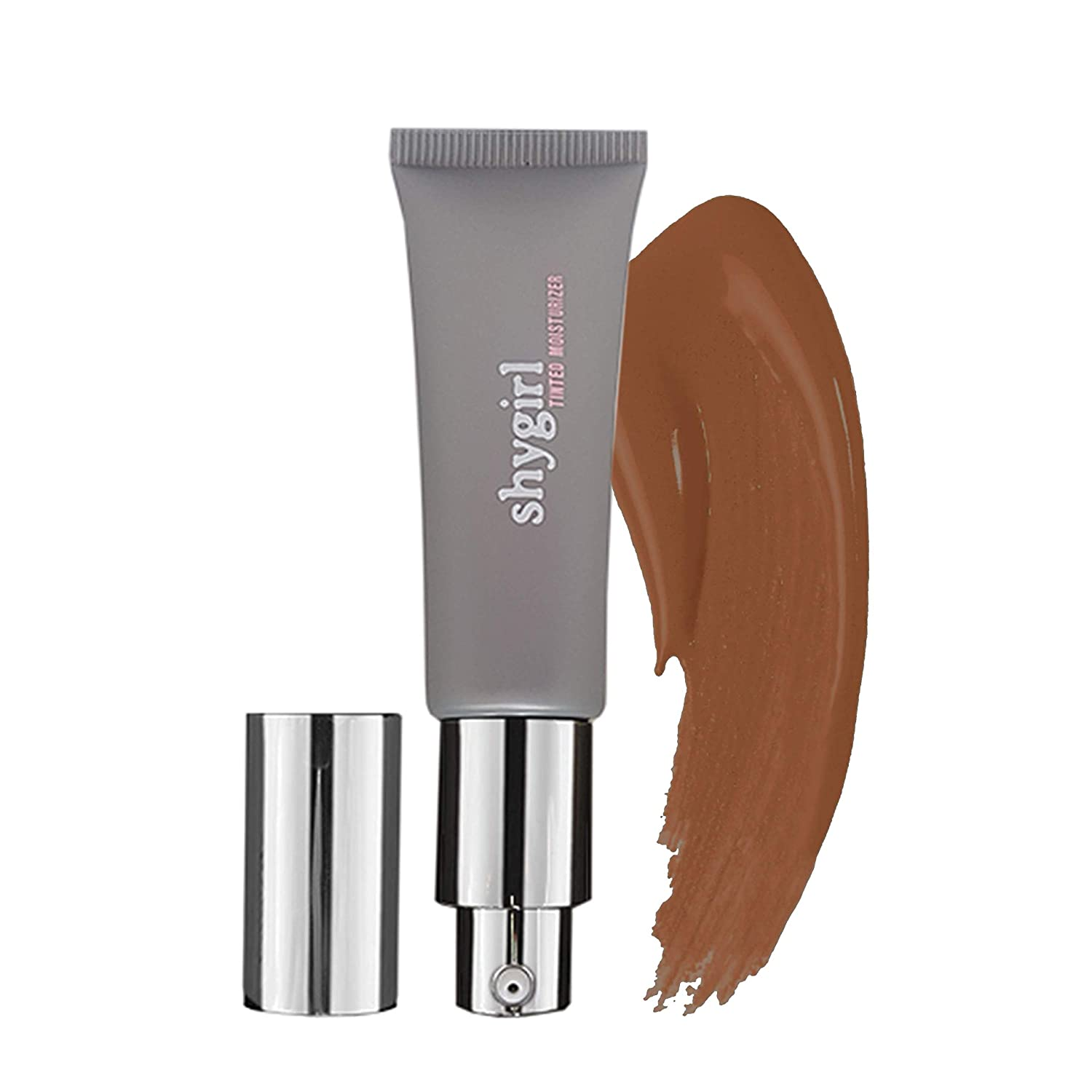 SHYGIRL Los Angeles – TINTED MOISTURIZER (Brave)   ULTRA Hydrating, Natural Looking Coverage! Sheer yet Buildable to even out SKIN TONES!